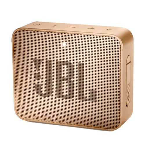 JBL GO 2 bluetooth speaker champagne kopen