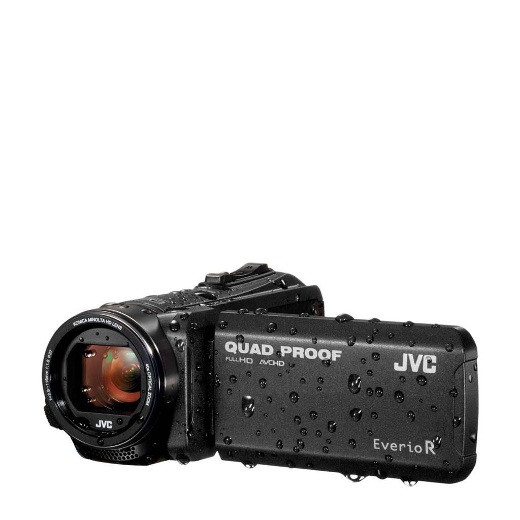 JVC Everio GZ-R405BEU camcorder, Zwart