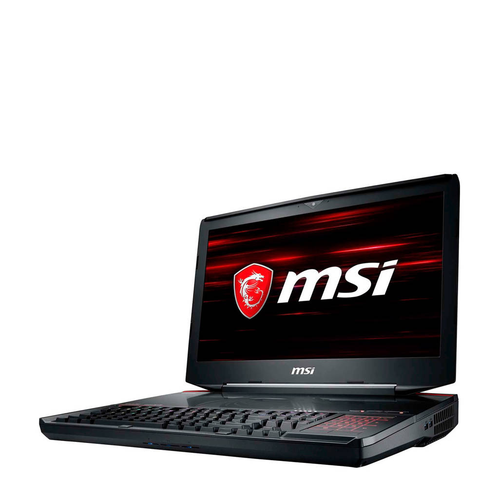 MSI GT83 8RF-023NL 18 inch Full HD gaming laptop, Zwart
