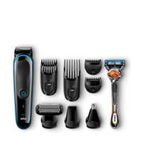 Braun Multi Grooming Kit MGK3085 9-in-1 precisietrimmer met Gillette Fusion ProGlide scheermes