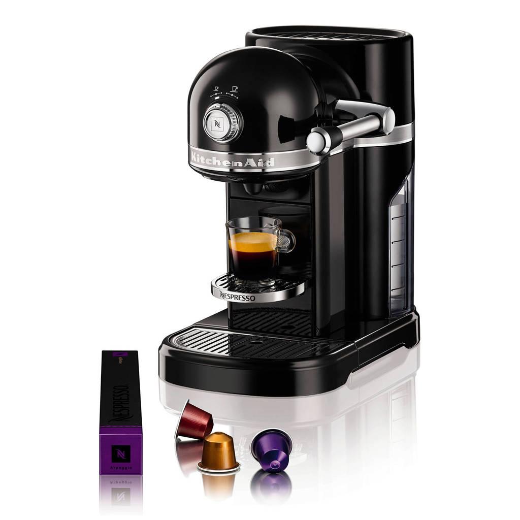 Kitchenaid 5KES0503EOB/3 nespresso machine, Zwart