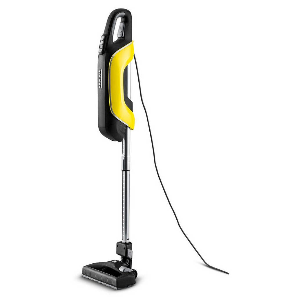 Kärcher VC 5 Premium steelstofzuiger, Black,Yellow