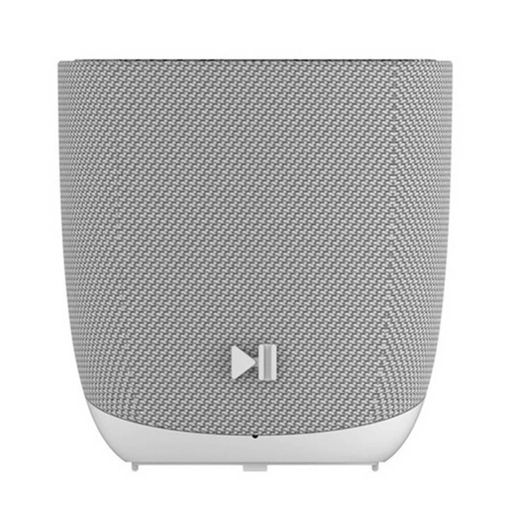 Dcybel HALO WHITE  Bluetooth speaker, Grijs/it