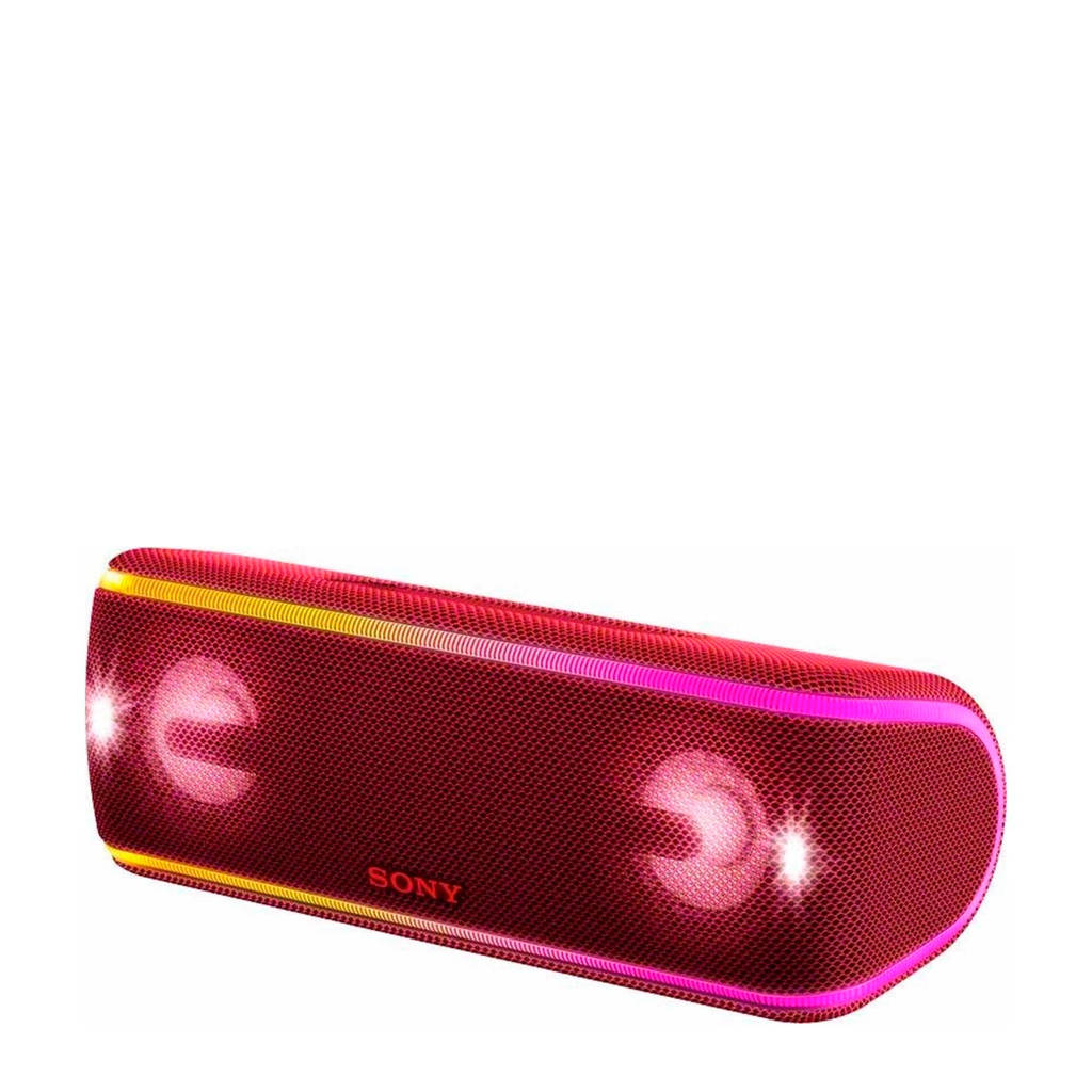 Sony SRSXB41RED  Bluetooth speaker, Rood