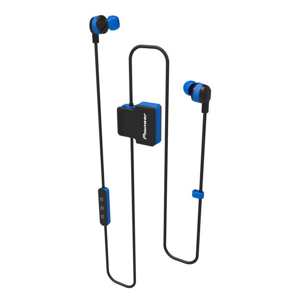 Pioneer In-ear bluetooth koptelefoon SE-CL5BT blauw