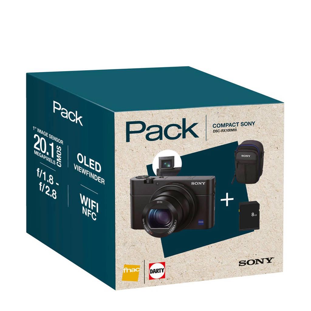 Sony DSC-RX100 III N PACK Digitale camera