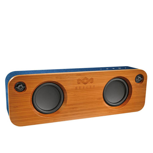 House of Marley Get together bluetooth speaker denim kopen