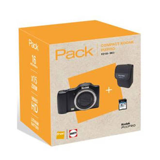 FZ152 SD8 GO ETUI PACK Digitale camera