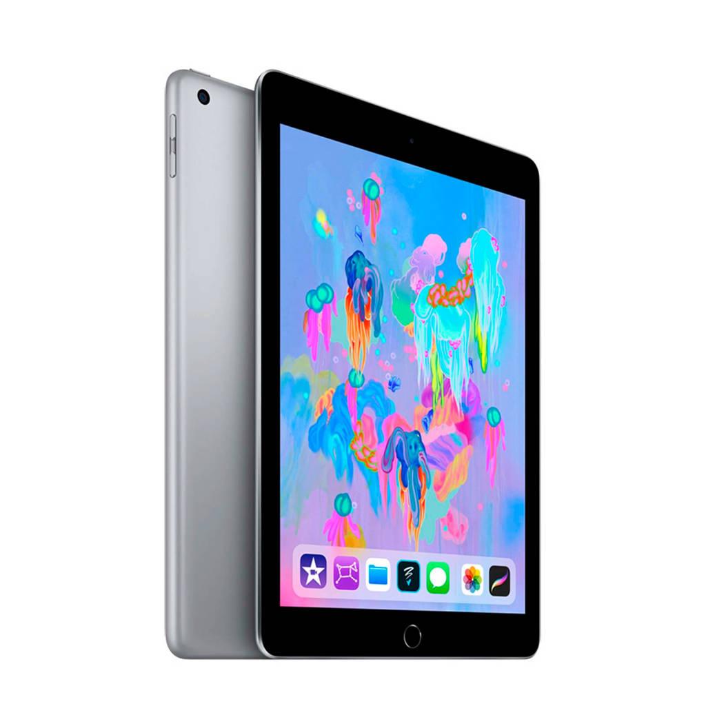 Apple 9.7 iPad (2018) 32GB Wi-Fi (MR7F2NF/A), Spacegrijs