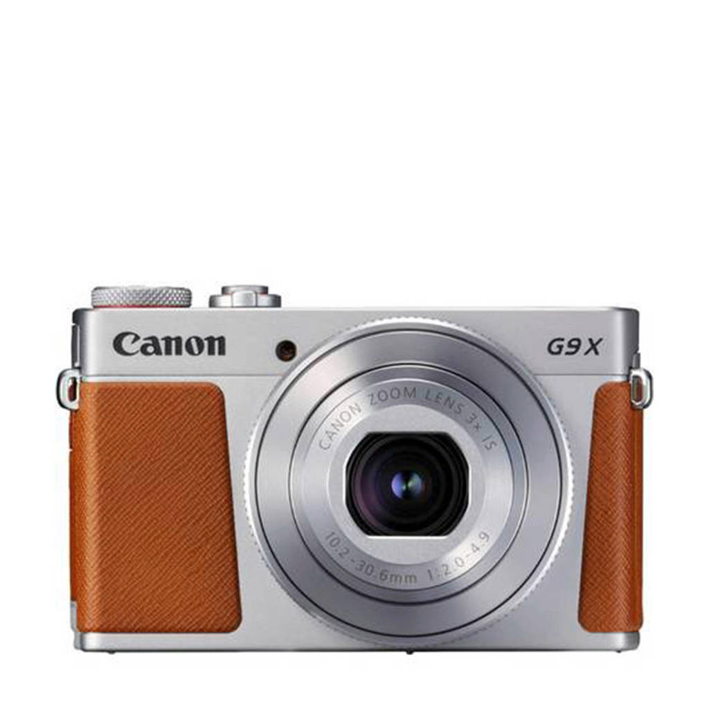 Canon G9X MKII ARGENT PACK Digitale camera