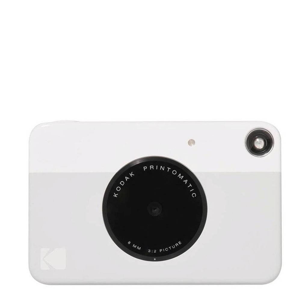 Kodak Printomatic instant compact camera, Wit