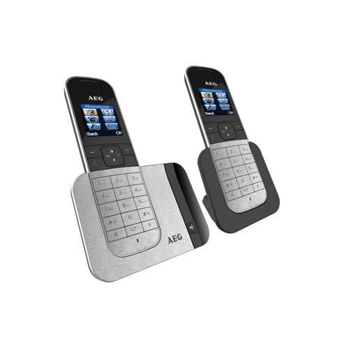 AEG Voxtel D570 Twin huistelefoon kopen