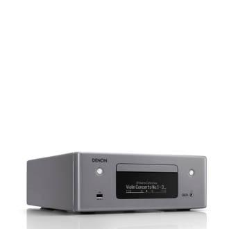DENON RCD-N10 GRIJS Netwerk cd speler