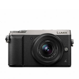Panasonic DMC-GX80KEG S + 12-32mm Zilver systeem camera
