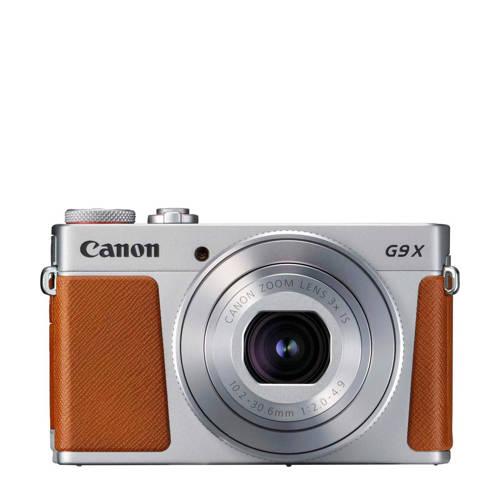 Canon Powershot G9X MKII Zilver