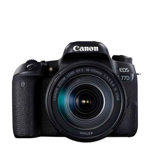 Canon EOS 77D 18-135mm IS USM Spiegelreflexcamera + lens kopen