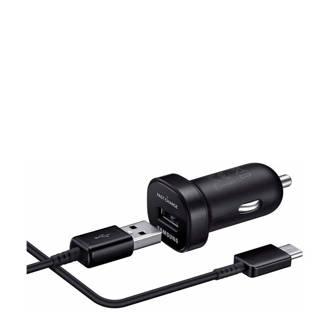mini autolader (fast-charging) + micro usb-kabel