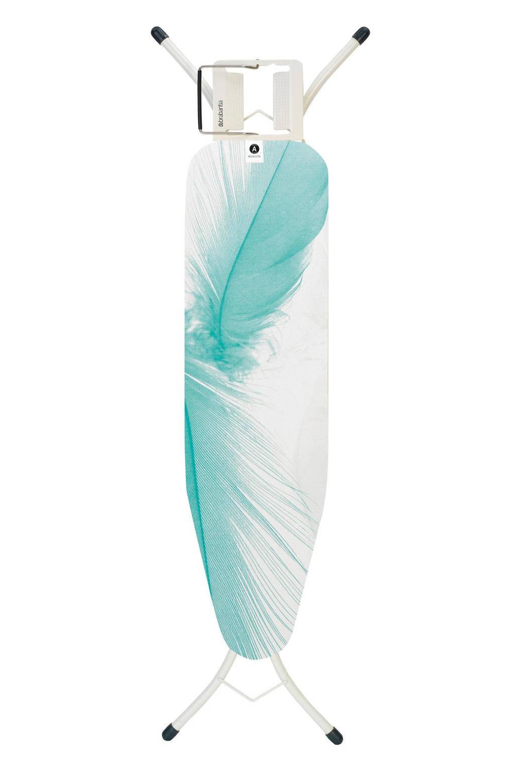 Brabantia Feathers 110x30 cm strijkplank, Ivoor