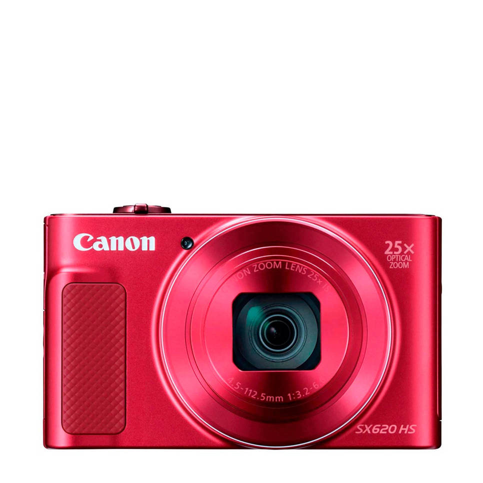 Canon Powershot SX620 HS Red compact camera