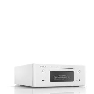 DENON RCD-N10 WIT Netwerk cd speler