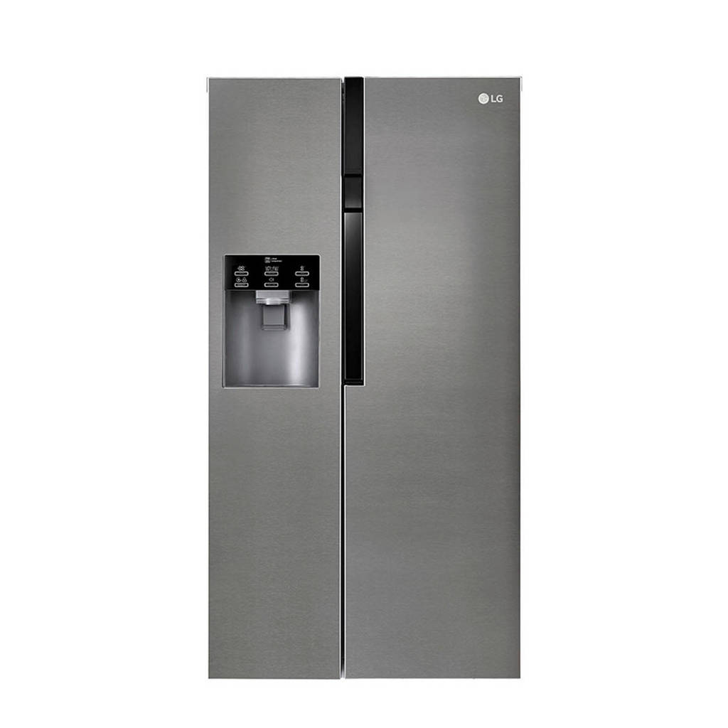 LG GSL360ICEV Amerikaanse koelkast, Grafiet