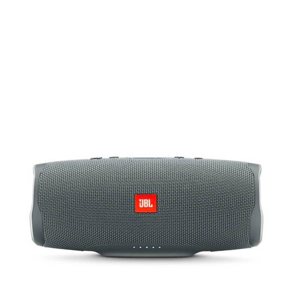 JBL CHARGE4GRY  Bluetooth speaker, Grijs