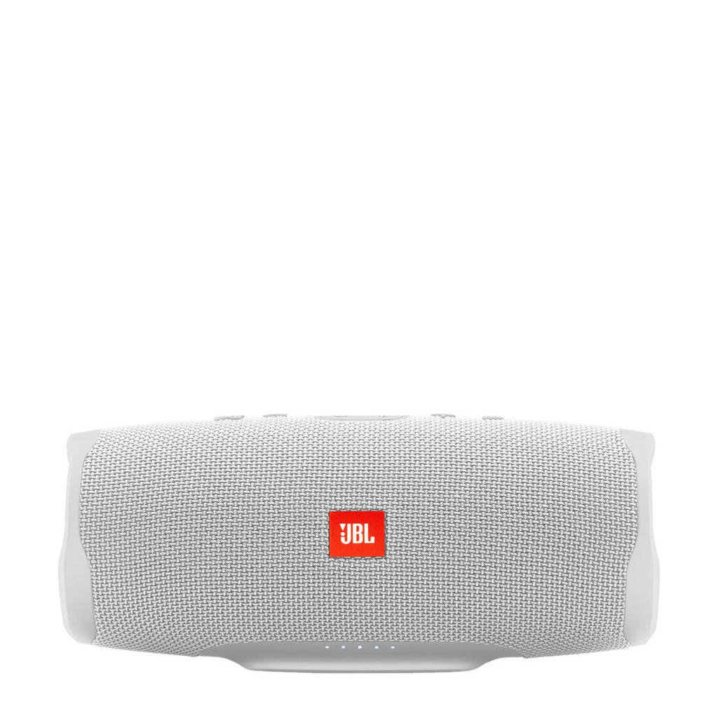 JBL CHARGE4WHITE  Bluetooth speaker, Wit
