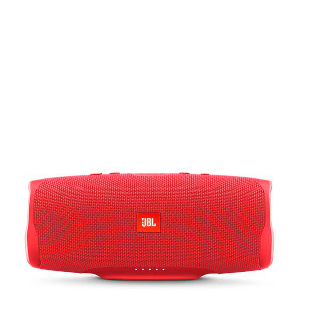 JBL CHARGE4RED  Bluetooth speaker, Rood