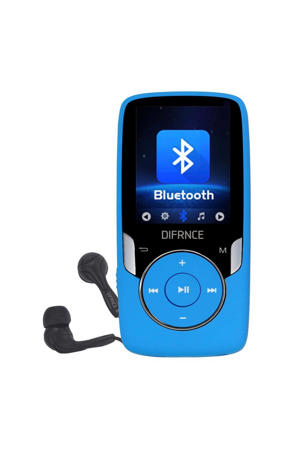MP-1818 KM x4 GB MP4-speler blauw