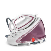 Tefal GV9560 Pro Express Ultimate Care stoomgenerator, Pink,White