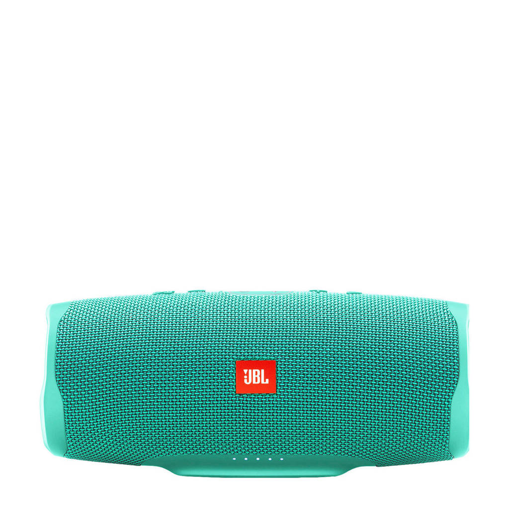 JBL CHARGE 4  Bluetooth speaker (Stealth Edition), Turquoise
