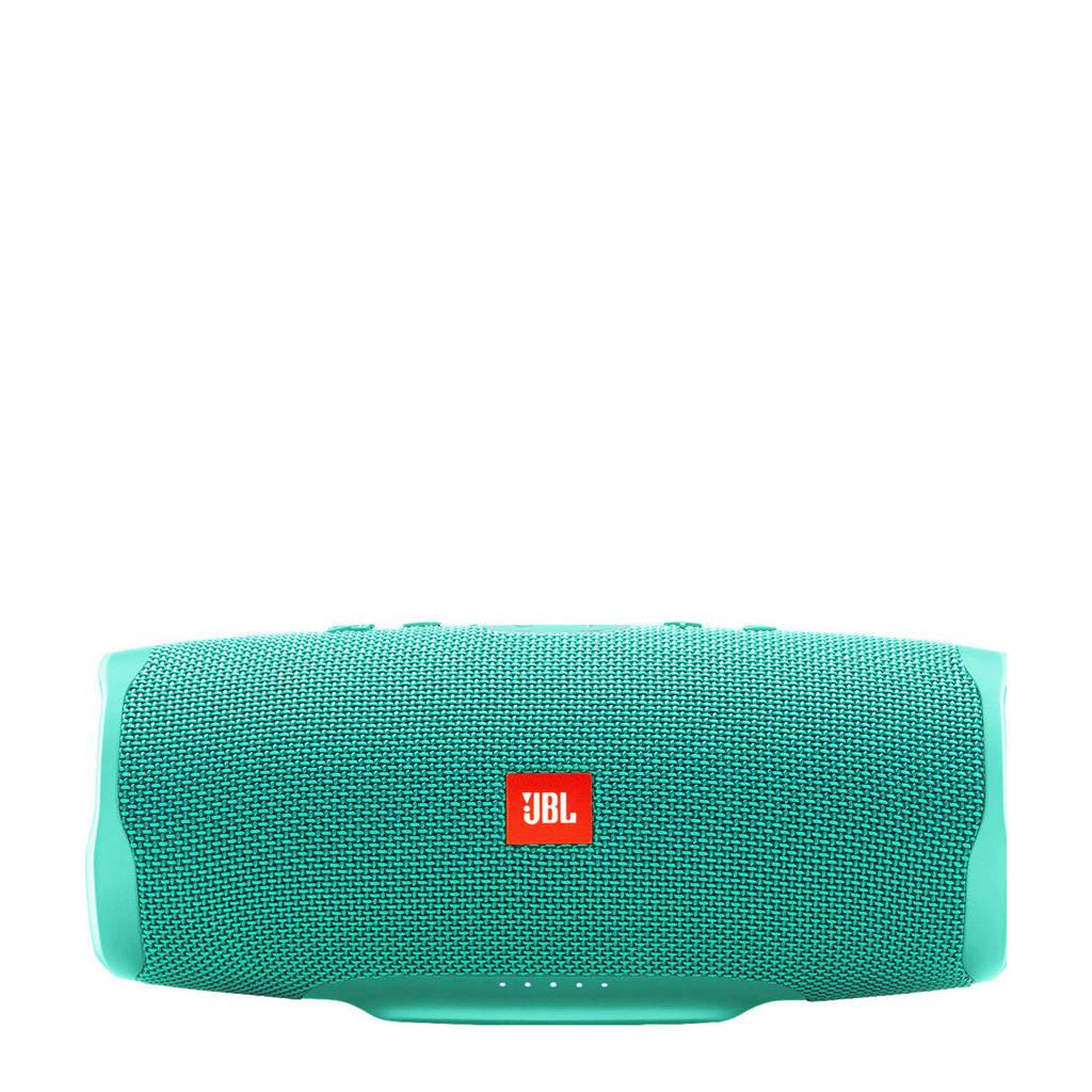 JBL CHARGE4TEAL  bluetooth speaker Cyaan