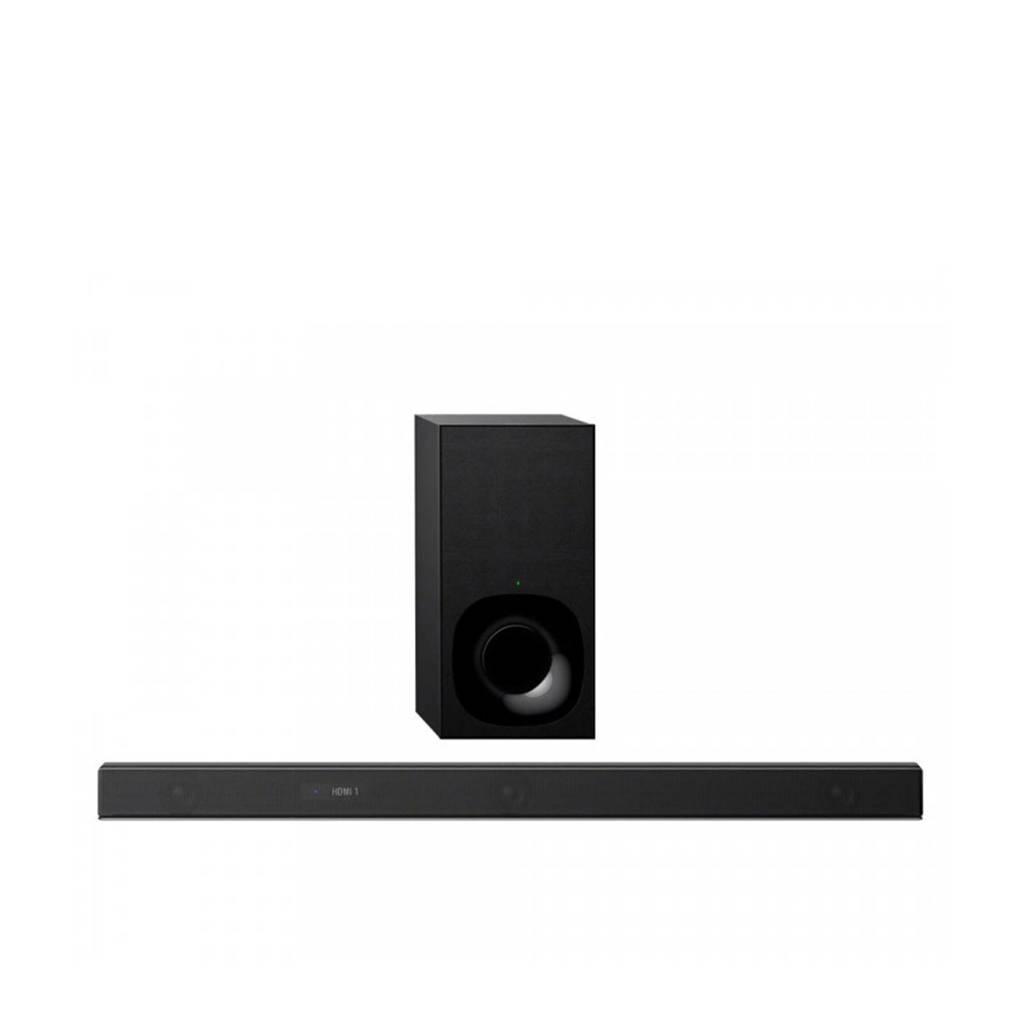 Sony HTZF9 3.1 soundbar, Zwart
