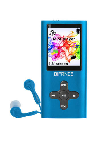MP1851 KM xMP4-speler blauw