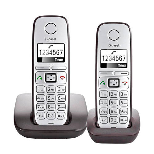 Gigaset E310 duo big button huistelefoon kopen