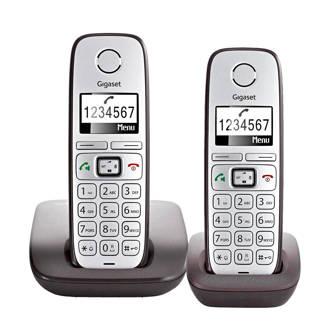 E310 duo big button huistelefoon