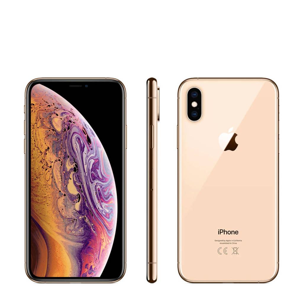 Apple iPhone Xs 256GB goud, N.v.t.