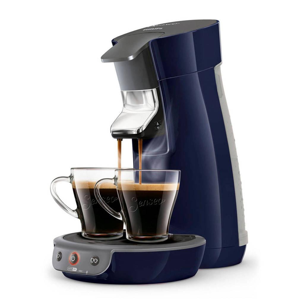 Philips Senseo Viva Café koffiezetapparaat HD6561/70, Blauw