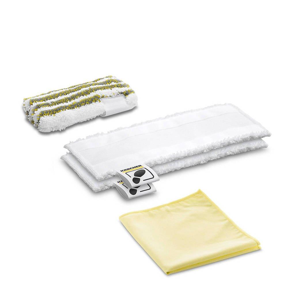 Kärcher microvezel doekenset badkamer EasyFix