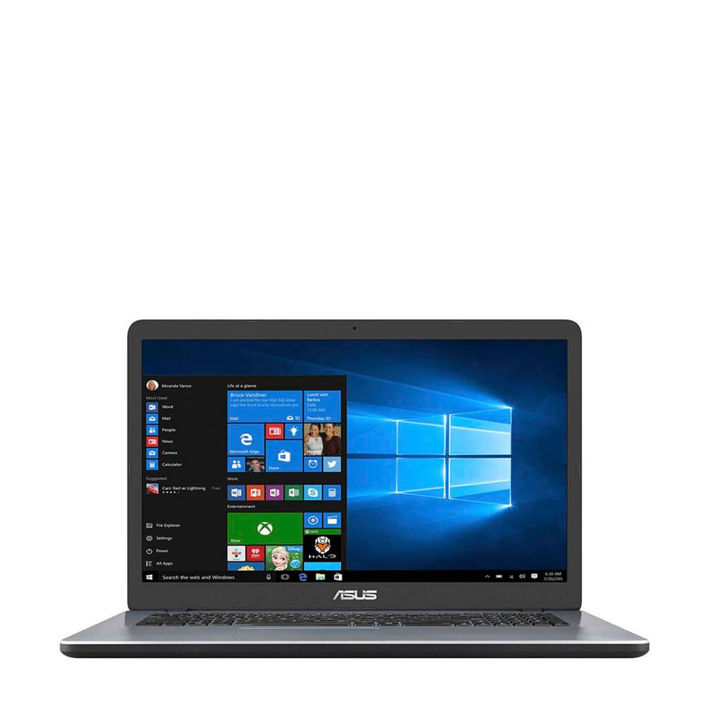 Asus F705NA-BX043T Laptop, Grijs