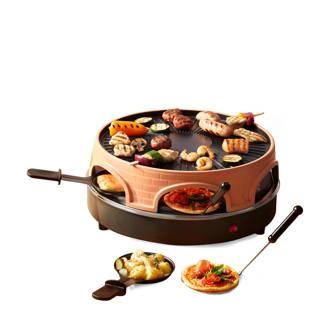 PO-113255 OVEN & pizzarette/gourmetset/raclette grill