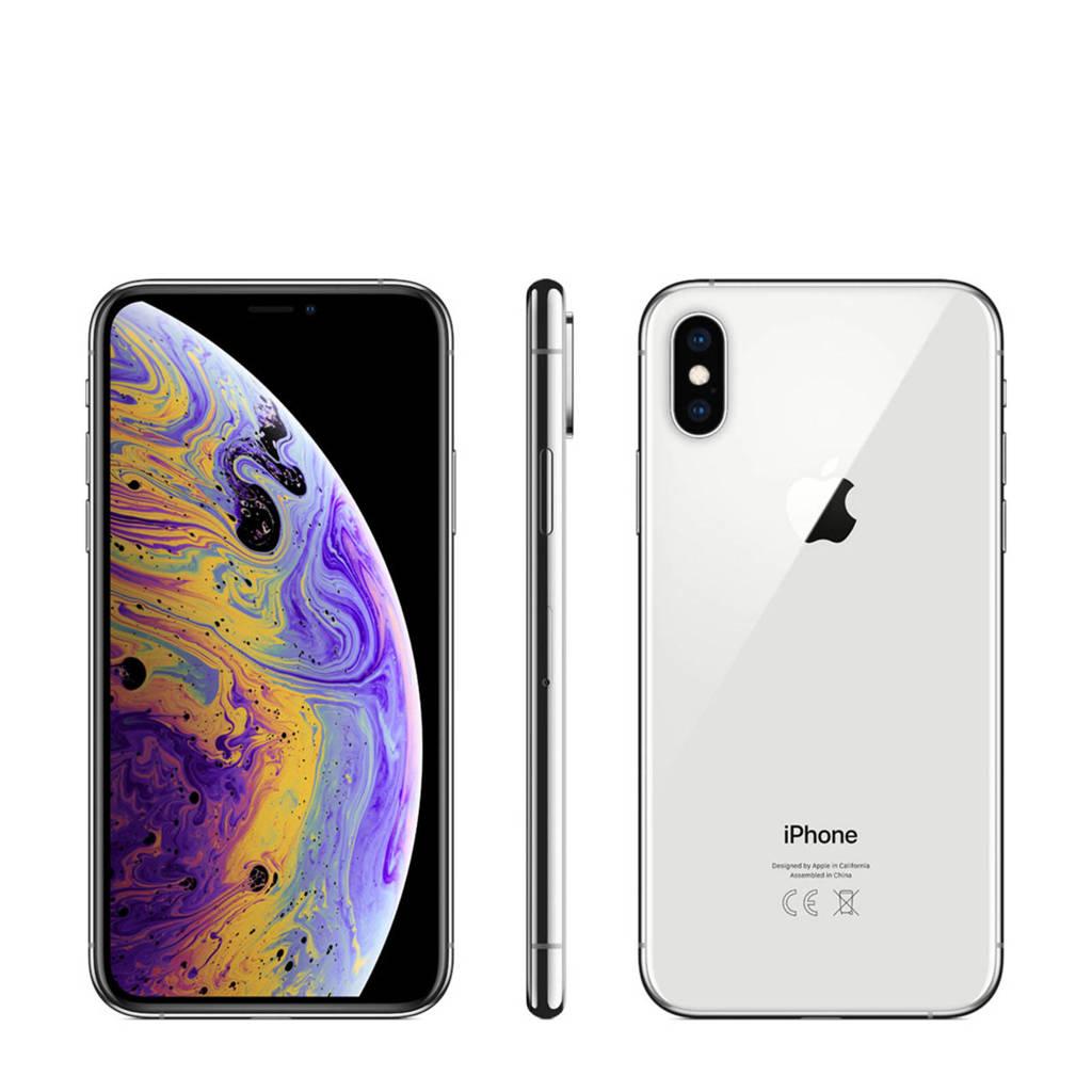 Apple iPhone Xs 64GB zilver, Zilver