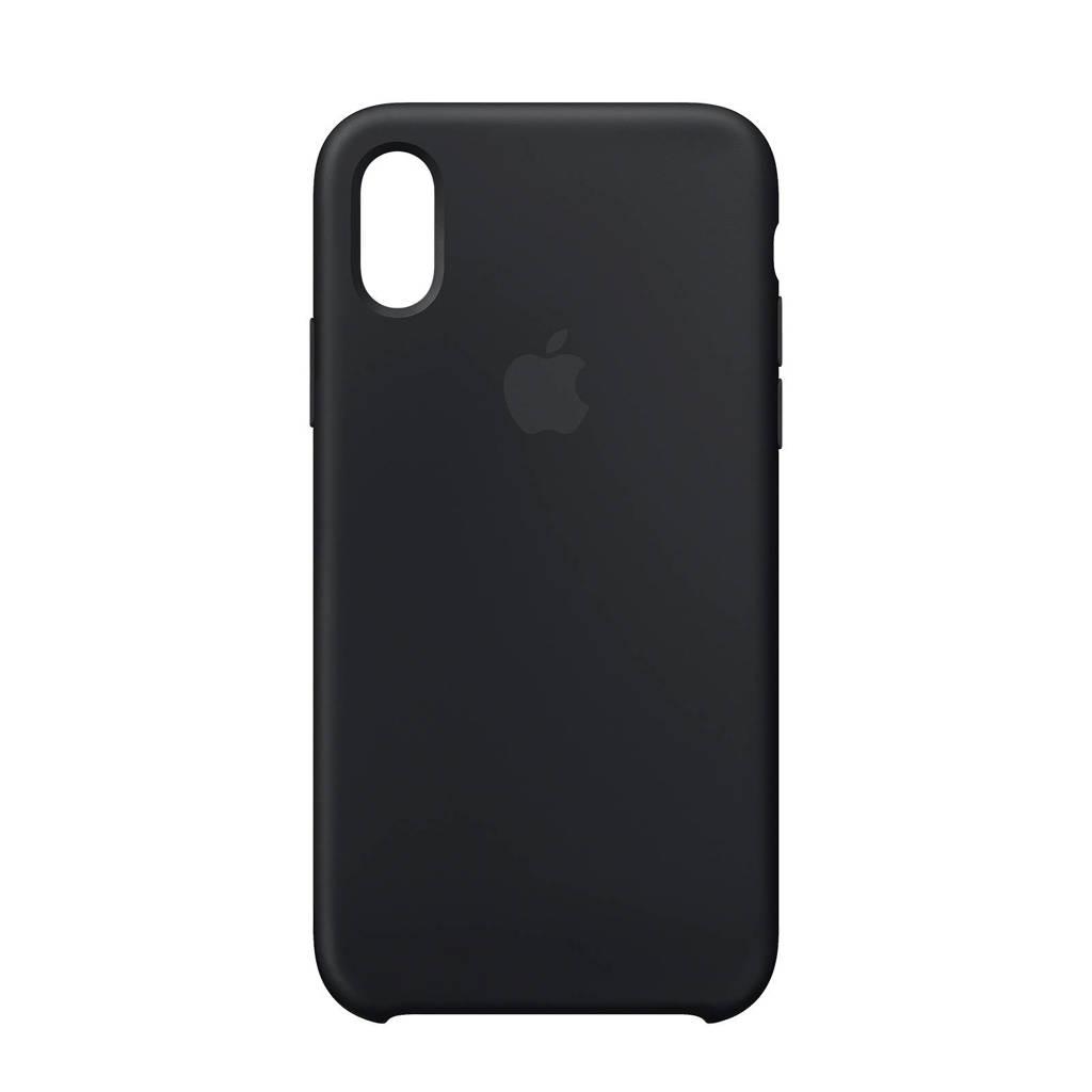 Apple iPhone XS backcover, Zwart
