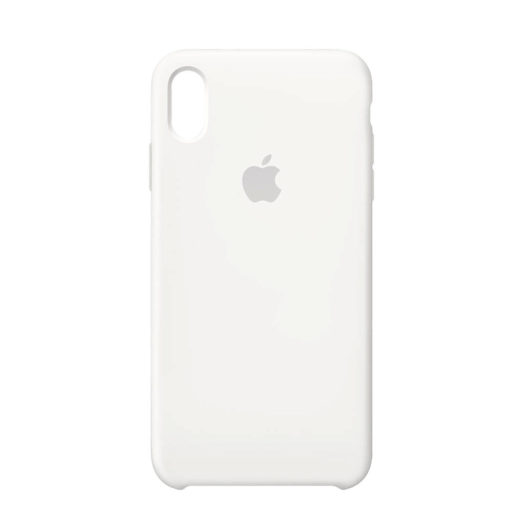 Apple iPhone XS Max backcover, Wit