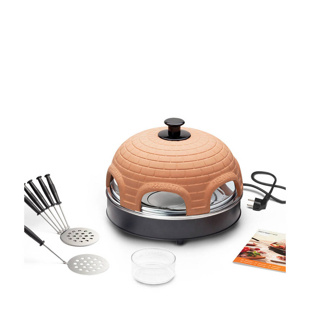 Emerio Cool Wall pizzarette, 6 persoons, -