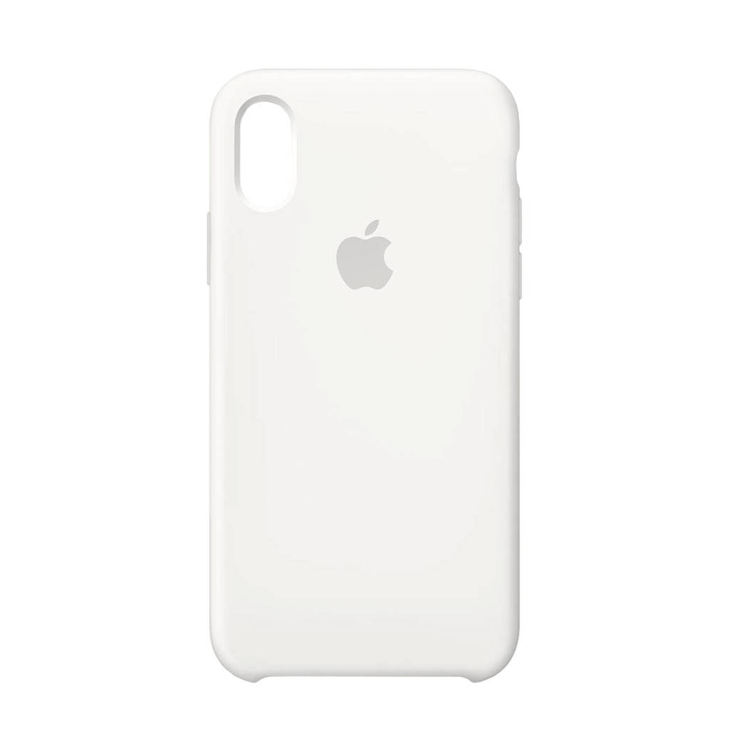Apple iPhone XS backcover, Wit