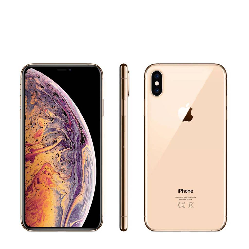 Apple iPhone Xs Max 64GB goud, Goud