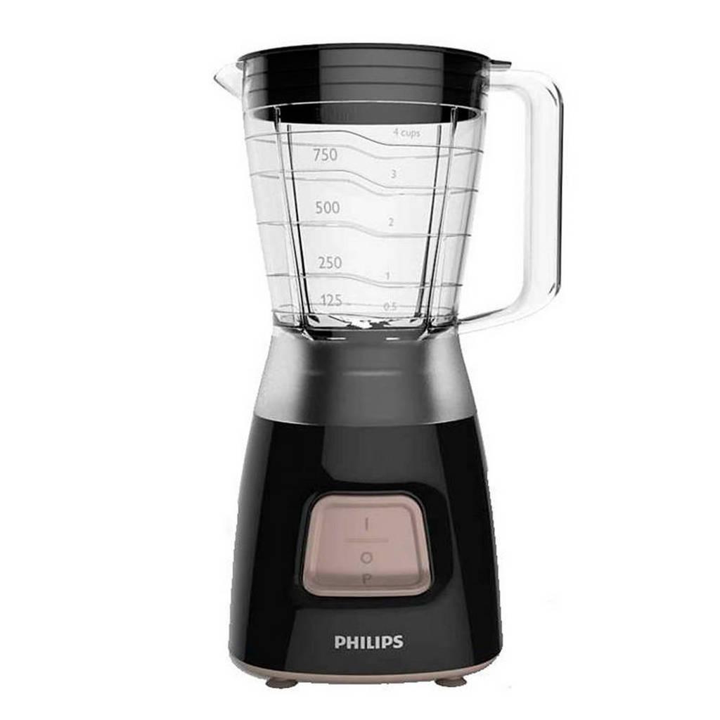 Philips HR2052/90 Daily Collection blender, Zwart