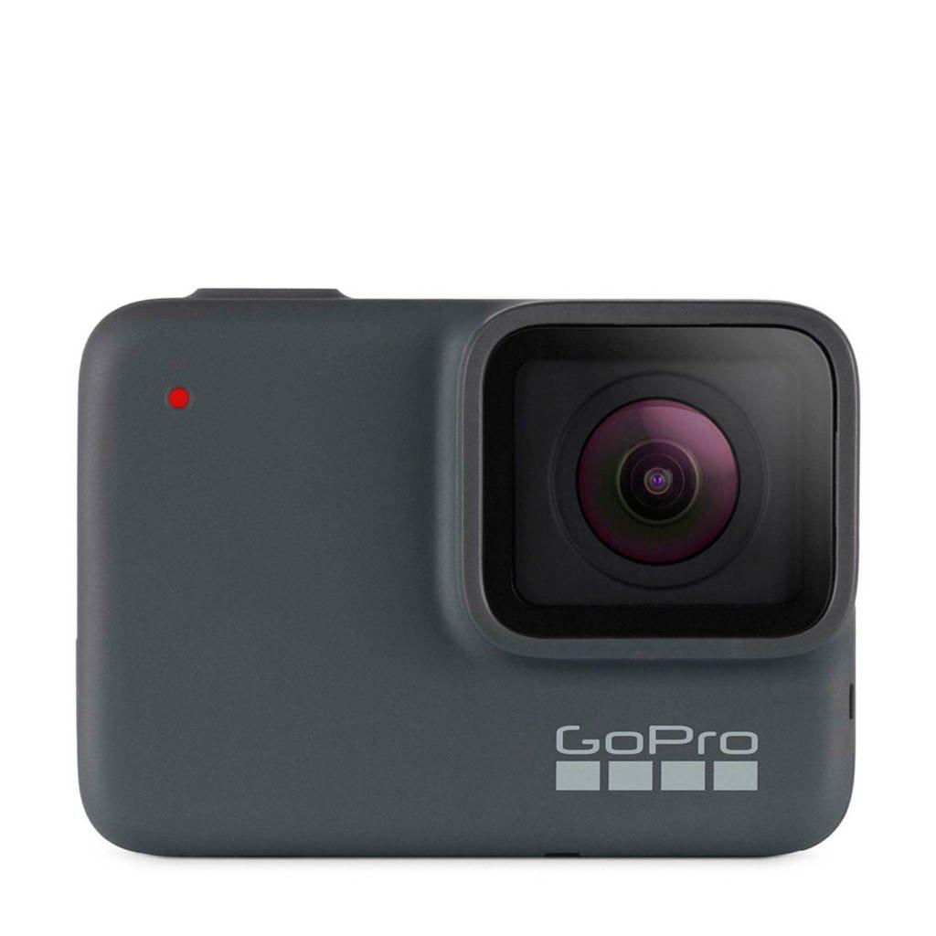 GoPro GOPRO HERO7 SILVER Actioncam, Antraciet