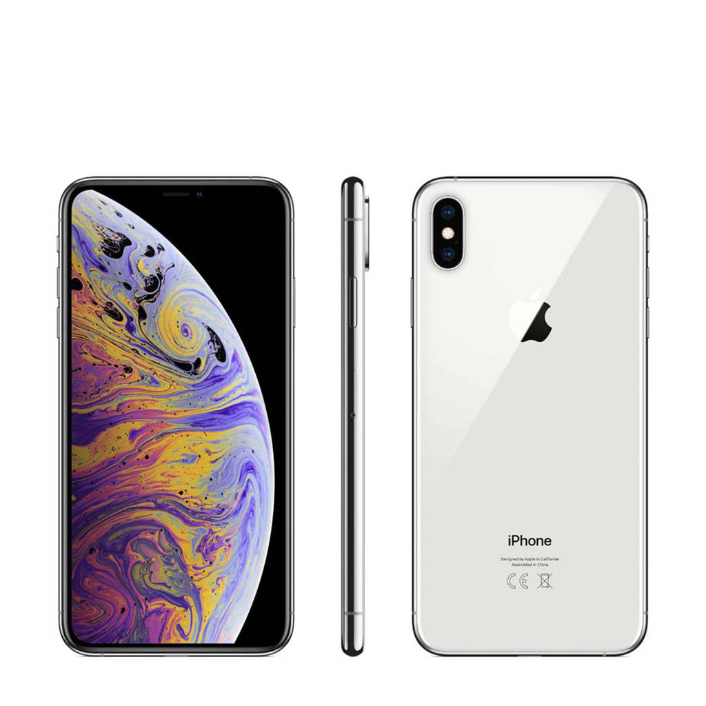 Apple iPhone Xs Max 256GB, Zilver